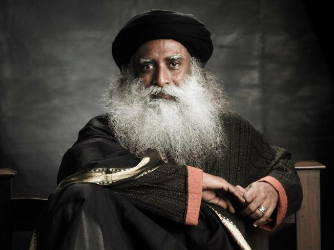 Take Darshan with Sadhguru… | omlinkblog Sadhguru