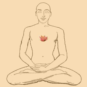 meditation-flower